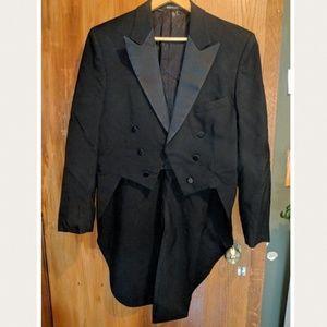 Tuxedo Jacket with tails